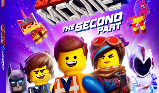 The LEGO Movie 2: The Second Part on Blu-ray and DVD