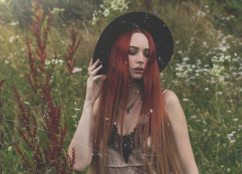 redheadventurer-liza-laboheme-velvet-satin-vintage-look-12