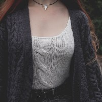 Knit on knit: Fall outfit inspiration