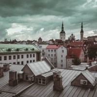 Tallinn. Estonia Travels Part 1