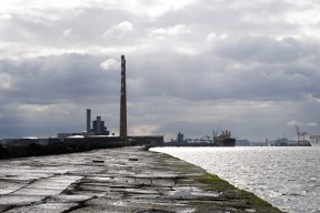 Ringsend Chimneys