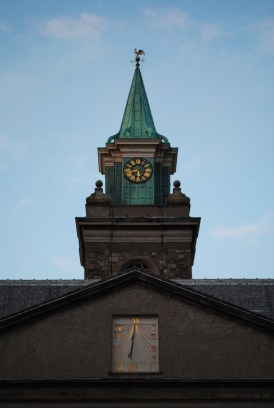 Clock Tower Royal Hospital Kilmainham