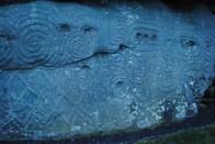 5,000 year old rock art
