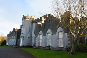 Rear of Ardgillen Castle
