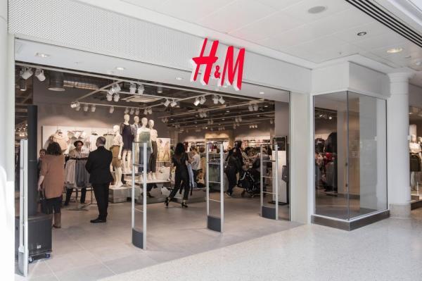 HampM Ladies Mens Belfry Shopping Centre
