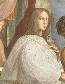 hipatia por rafael