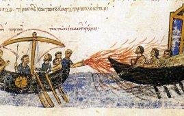 fuego griego