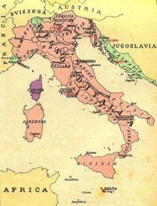 unificacion de italia