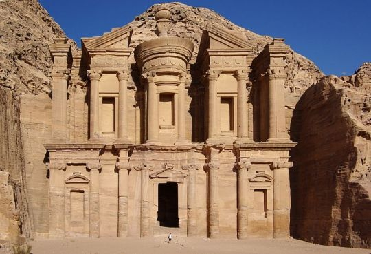 Ciudad antigua de Petra.