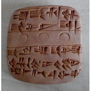 tablilla cuneiforme kultepe