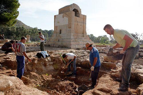excavacion en villajoyosa