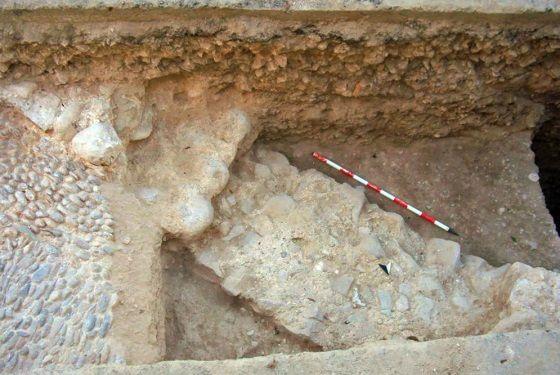 Nuevos restos arqueológicos en Vila Joiosa