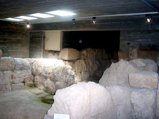 cripta catedral leon