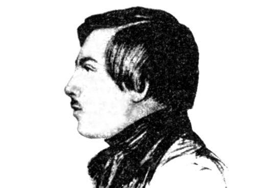 Engels en 1836