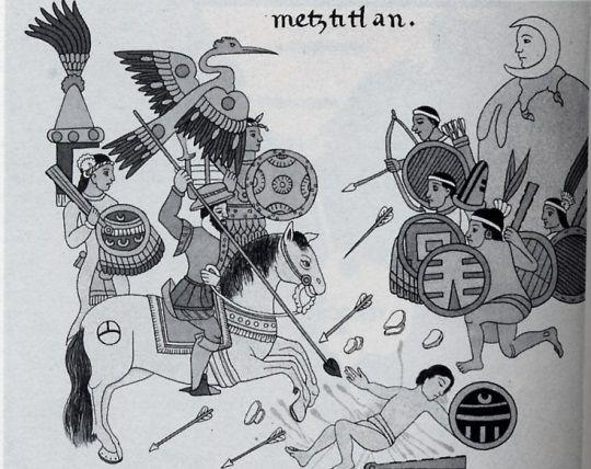 ¿Por qué desaparecieron los otomíes?