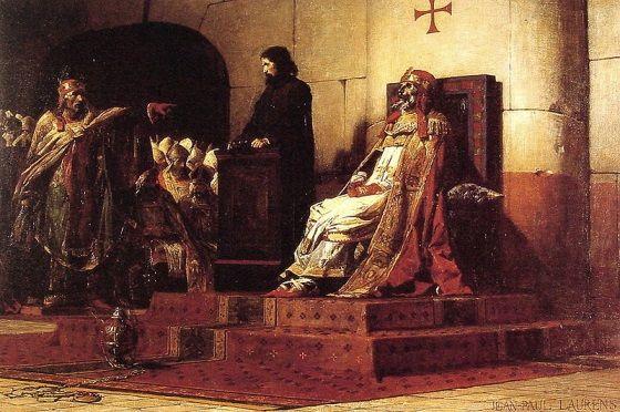 juicio al papa formoso