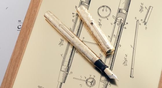 sheaffer commemorative pen