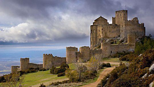 castillo loarre huesca