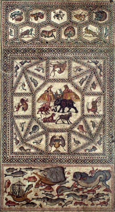 mosaico de lod