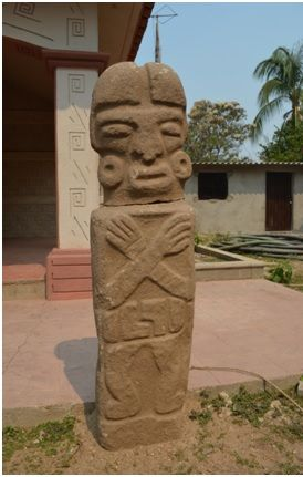 escultura mixteco