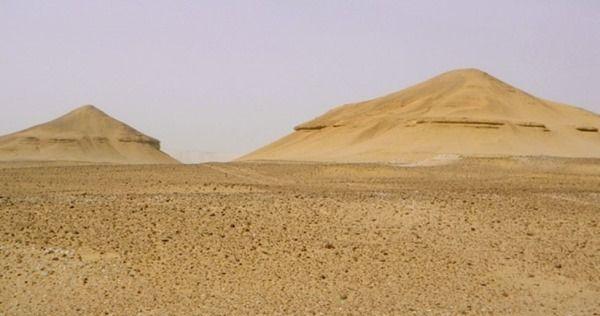 nuevas piramides egipto