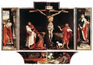 retablo de isenheim