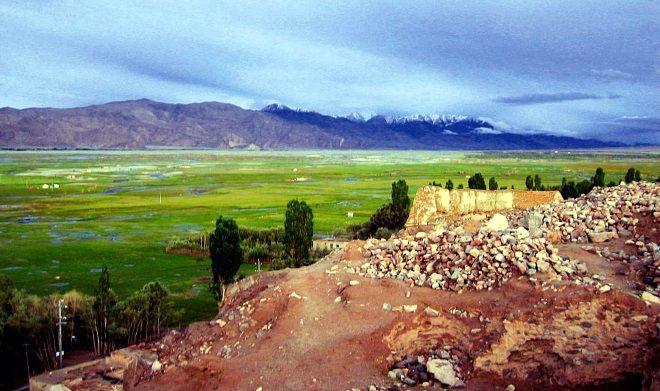 Xinjiang en china