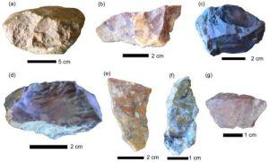 objetos homo erectus china