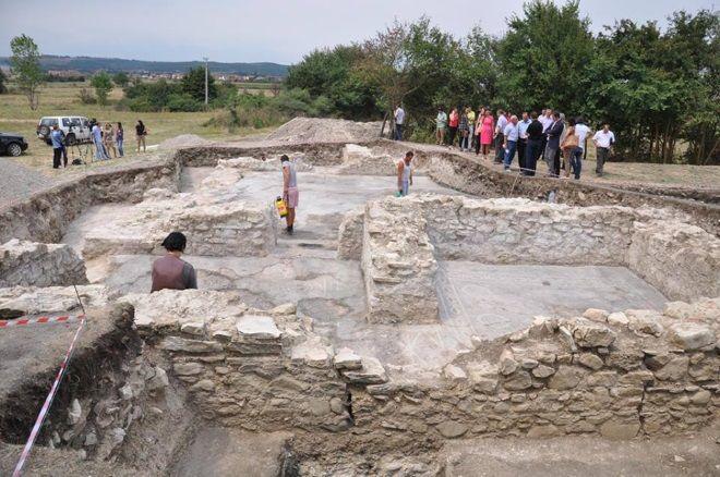 restos romanos en kosovo serbia