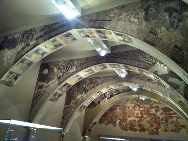 frescos santa maria la real de sijena