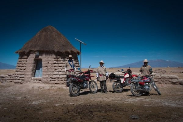 poblacion uros bolivia