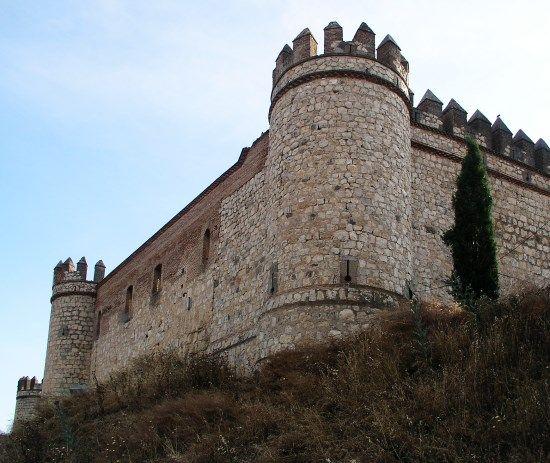 castillo de maqueda o de la vela