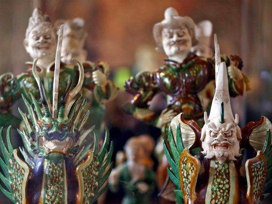 objetos de la dinastia ming