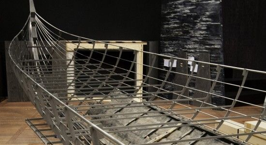 navio vikingo