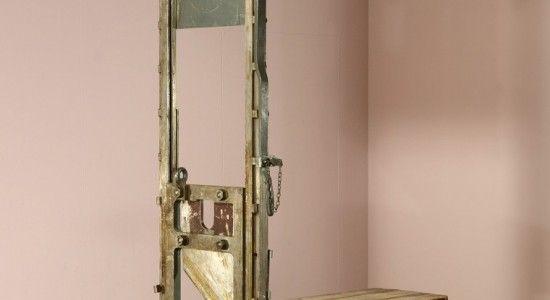 guillotina nazi