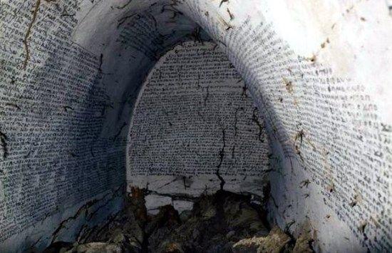inscripciones tumba reino makuria