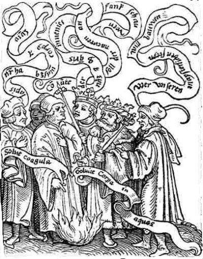 imagen libro turba philosophorum
