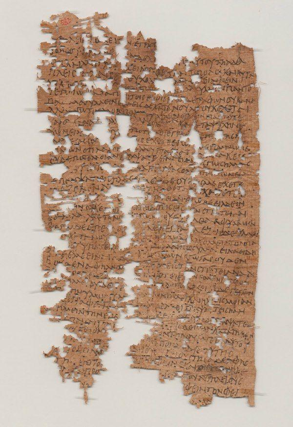 carta soldado egipcio antigua