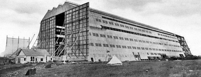 edificio escoces tras primera guerra mundial