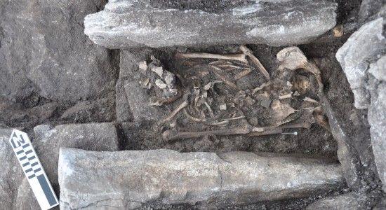 enterramientos cristianos irlanda