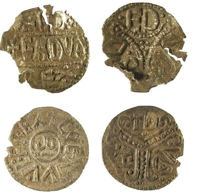 monedas reyes agelia oriental