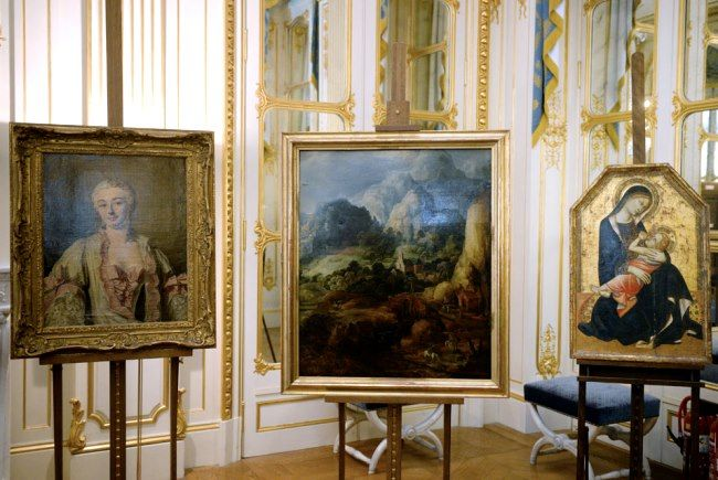 obras de arte robadas por los nazis francia