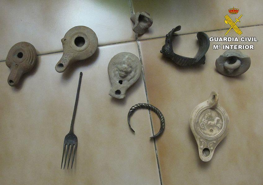 objetos antiguos robados ibiza