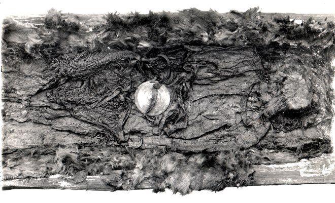 restos de la mujer de egtved