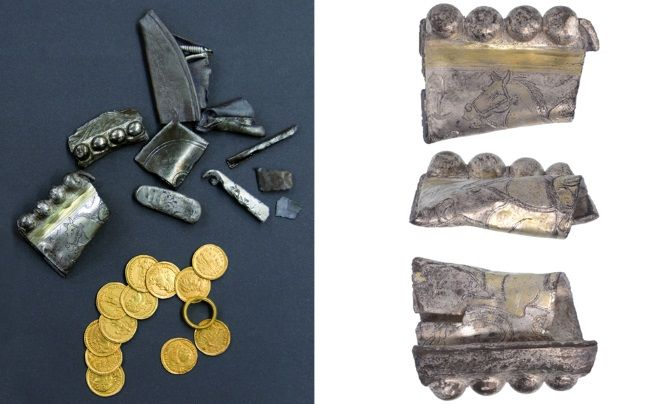tesoro romano
