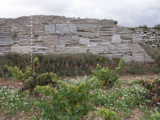 muralla de segeda