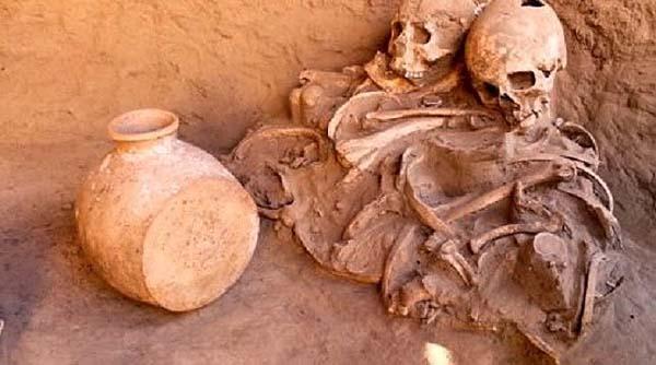 Descubren un importante enterramiento del antiguo estado de Kangyui. Crédito Otyrar
