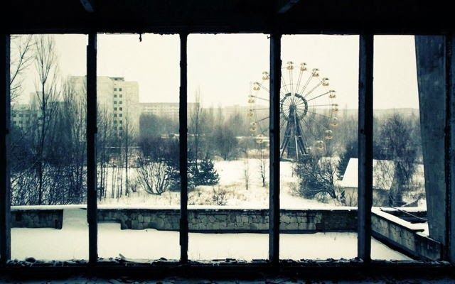 Pripyat, Ucrania por chernobyl