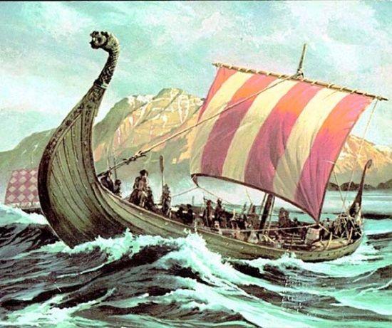 Nuevos datos sobre los Vikingos. Crédito: CC.