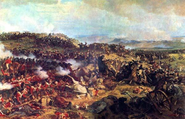 Nuevos descubrimientos en el sitio en donde se desarrolló la Batalla de Waterloo.